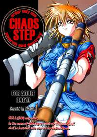 CHAOS STEP Cover